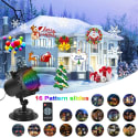 Kmashi Holiday LED Projector for $26 + free shipping