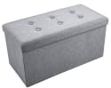 "Sable 30"" Storage Ottoman for $30 + free shipping"