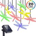 DecorNova Dragonfly String Lights for $7 + free shipping w/ Prime