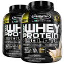 10 lbs. MuscleTech Lab Series Whey + Isolate for $40 + $6 s&h