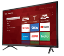 "TCL 32"" 720p LED HD Roku Smart TV for $124 + free shipping"