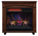 ChimneyFree Infrared Electric Fireplace for $109 + free shipping