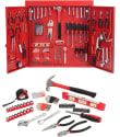 Hyper Tough 151pc Metal Wall Cabinet Tool Kit for $50 + free shipping