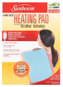 Sunbeam King Size Heating Pad for $11 + pickup at Walmart