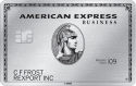 Business Platinum® Card from American Express: Up to 75,000 points