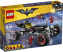The LEGO Batman Movie Batmobile for $39 + free shipping