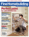 Fine Homebuilding 2-Year Subscription (16 issues) for $20