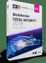 Bitdefender Total Security 2018 5-Device for $20