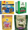 Greenies & Pedigree Dog Treats: 20% first sub. + 5% off + free shipping