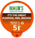 72 Maud's Pumpkin Spice K-Cup Pods for $22 + free shipping