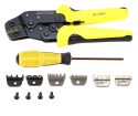 Meterk Professional 4 In 1 Wire Crimpers for $22 + free shipping