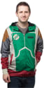 Star Wars Men's Windbreaker Jacket for $12... or less + $8 pickup at ThinkGeek