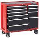 "Craftsman 41"" 10-Drawer Rolling Cart for $335 + pickup at Sears"