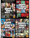 GTA Power Pack 4-Game Bundle for PC and Mac for $13