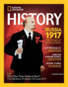National Geographic History 1-Year Sub for $17 for 6 issues