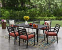 Mainstays Claredon 7-Piece Patio Dining Set for $395 + pickup at Walmart