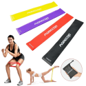 Morecoo Resistance Loop Band 4-Piece Set for $6 + free shipping
