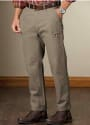 2 pairs of Haband Men's Cargo Pants for $26 + free shipping