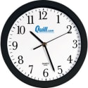 Quill Battery-Powered Wall Clock for $8 + $8 s&h