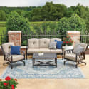 Member's Mark Miller's Creek Seating Set from $799 + free shipping