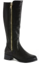 Alpine Swiss Women's Davos Riding Boots for $18 + free shipping