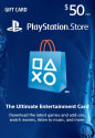 PlayStation Store Gift Cards at GMG: 10% off