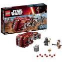LEGO Star Wars Rey's Speeder for $11 + pickup at Walmart