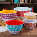 The Pioneer Woman 10-Piece Nesting Bowl Set for $25 + pickup at Walmart