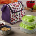 Fit & Fresh Morgan Lunch Bag Set for $3 + $5 s&h