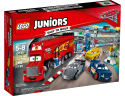 LEGO Disney Cars 3 Race Set w/ Christmas Tree for $40 + free shipping