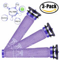 3 Sedremm Replacement Filters for Dyson for $9 + free shipping w/ Prime