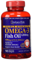 Puritan's Pride Omega-3 Fish Oil 90ct Bottle for $15 + free shipping