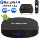 Kingbox K2 4K 16GB Android TV Box for $43 + free shipping