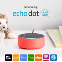 Echo Dot Kids Edition for $80 + free shipping