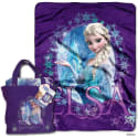 Disney Frozen Queen Elsa Tote and Throw Set for $8 + pickup at Walmart