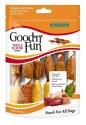 Good'n'Fun Triple Flavored Rawhide Chew 6pk for $3 + free shipping