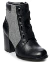 Apt. 9 Women's Dial High Heel Ankle Boots for $21 + $9 s&h
