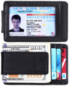 Kinzd RFID-Blocking Money Clip Wallet from $6 + free shipping