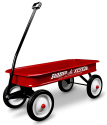 Radio Flyer Classic Red Wagon for $50 + free shipping