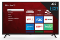 "TCL 65"" 4K HDR LED UHD Roku Smart TV for $498 + free shipping"