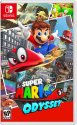 Super Mario Odyssey for Nintendo Switch: preorders for $48 + free shipping w/ Prime