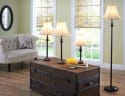 Better Homes and Gardens 4-Piece Lamp Set for $48 + pickup at Walmart