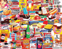 Things I Ate As A Kid 1,000-Piece Jigsaw for $13 + free shipping w/ Prime