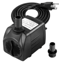 Oak Leaf Aquarium Submersible Pump for $14 + free shipping w/ Prime