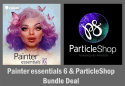 Corel Painter Essentials, ParticleShop PC/Mac for $45 + free shipping