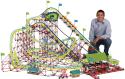 K'Nex Son of Serpent Coaster Building Set for $435 + pickup at Walmart