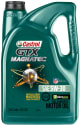 Castrol 5W-30 5-Quart Synthetic Motor Oil Jug for $16 + free shipping