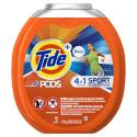 Tide Pods Sport Odor Laundry Detergent 61pk for $16 + free shipping w/ Prime