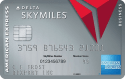Platinum Delta SkyMiles® Business Credit Card: 10K MQM & 70K Bonus Miles