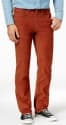Levi's Men's 514 Bedford Corduroy Pants for $20 + free s&h w/beauty item